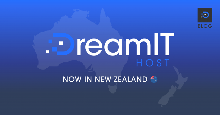 DreamIT Host – Now In New Zealand