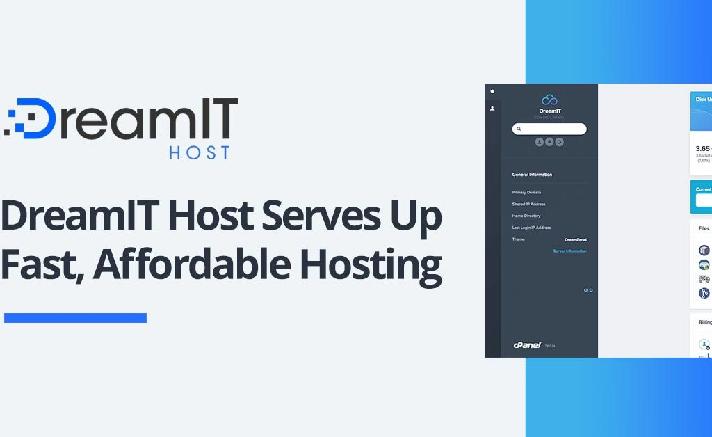 Serving Up Fast, Affordable Hosting Backed By Prompt Support
