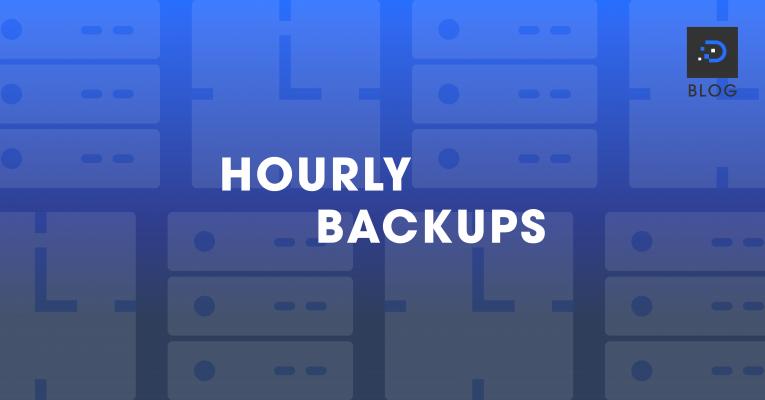 Hourly Backups