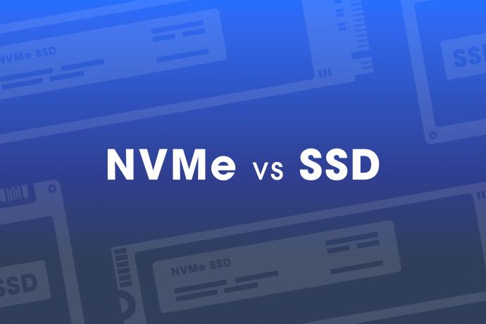 NVMe vs SSD