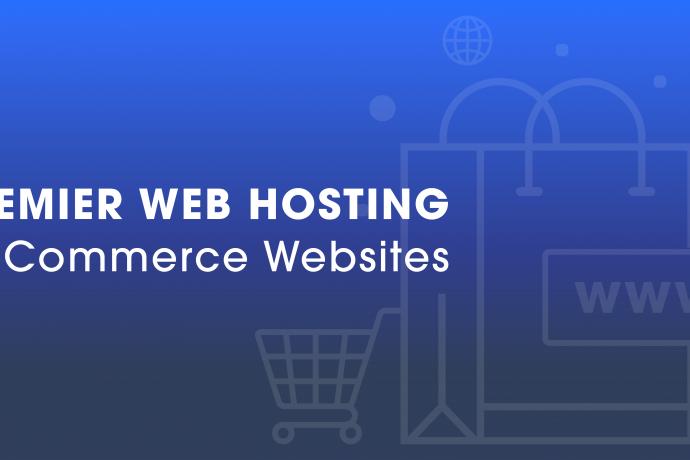 Premier Web Hosting for eCommerce Websites